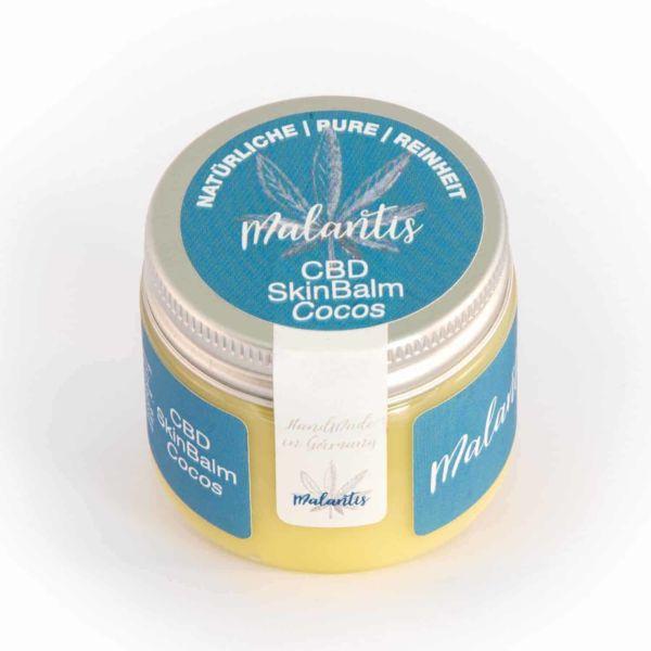 Malantis CBD SkinBalm Cocos