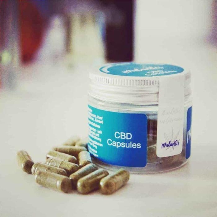 Malantis CBD Kapseln