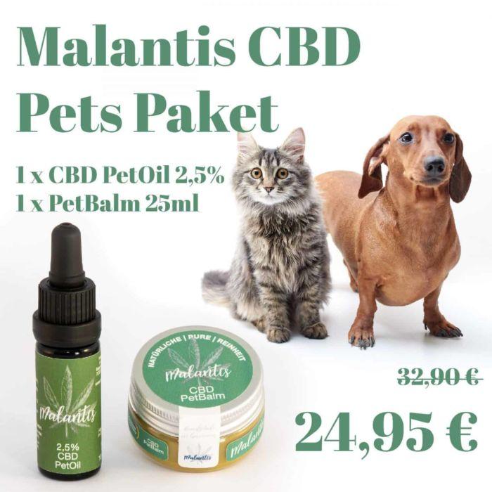 Malantis CBD Pet Paket
