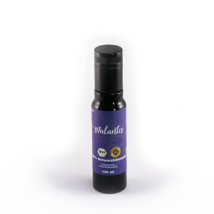 Malantis BIO 100% Schwarzkümmelöl