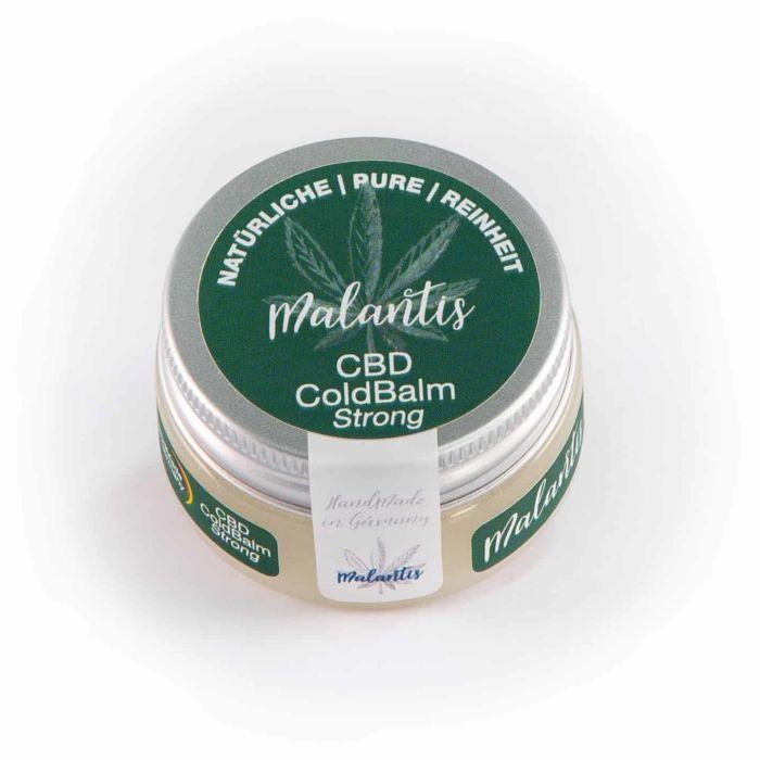 Malantis CBD ColdBalm Strong