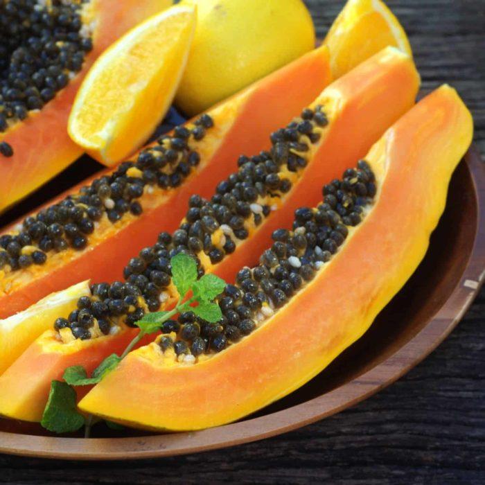 Malantis CBD Bodylotion Papaya Lemon