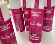 Malantis CBD ClearSkin Akne Creme