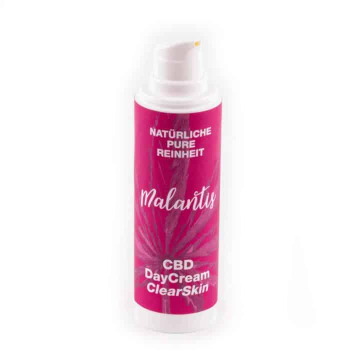 Malantis CBD Tagescreme ClearSkin
