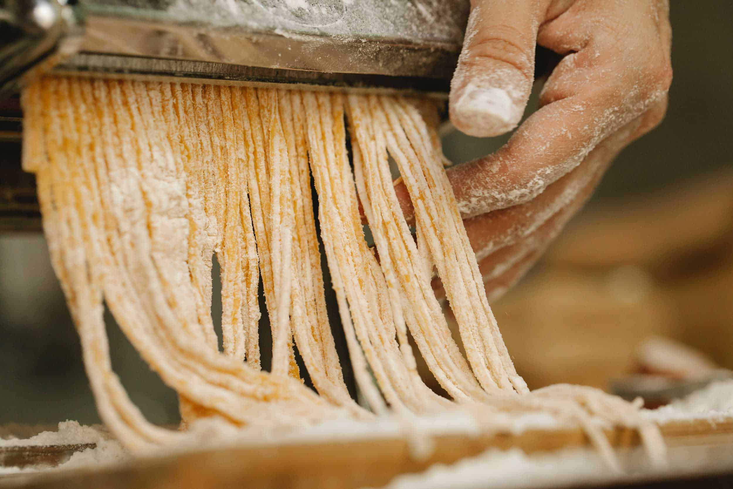 Hanf Pasta